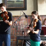 Fiddle Dundee Saturday • 12:30pm