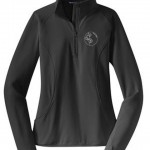 Ladies Fitted<br />Performance<br />Wear Pullover