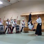 Big Sky Aikido and Montana Taiko Sat. Aug. 8, 12:00pm