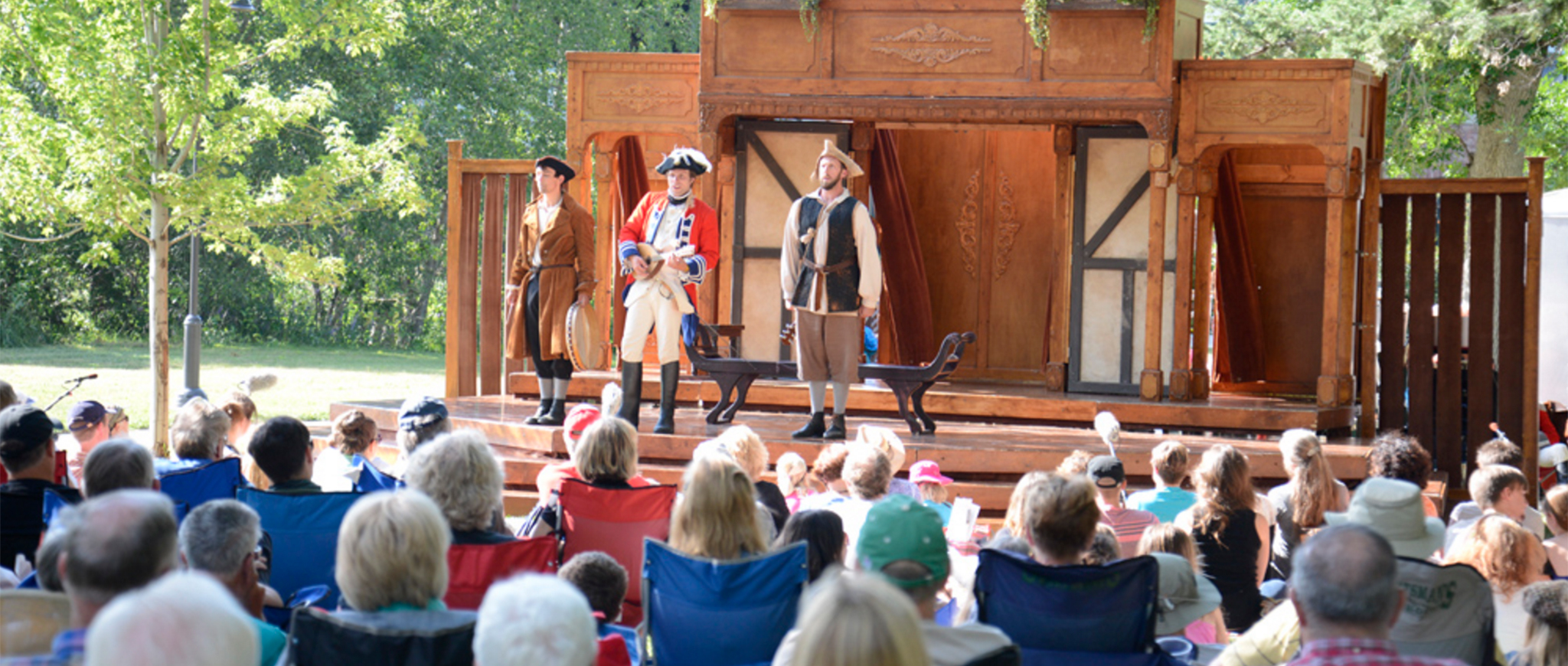 shakespeare in the parks in Bozeman