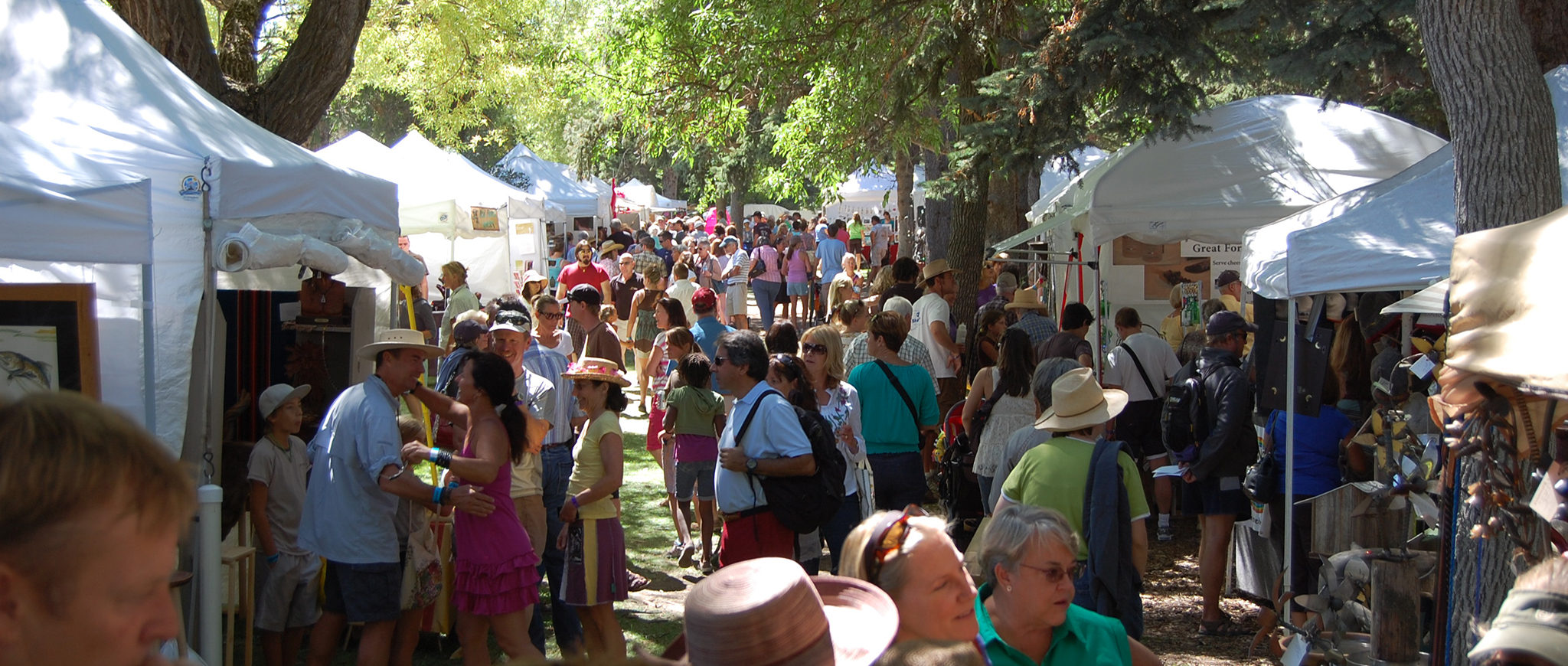 Arts Crafts Festival In The Pines